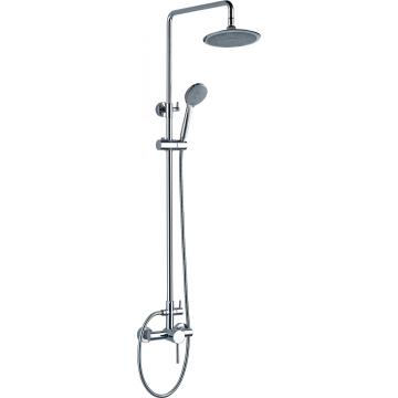 Sistem Rain Shower Faucet dengan shower tangan