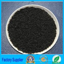 Charbon actif cylindrique adsorbant pour le traitement des gaz résiduaires