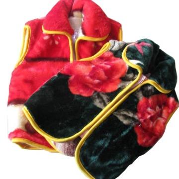 Polyester baby sac blanket