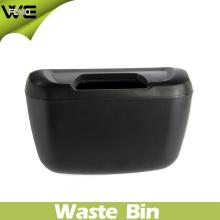 Plastic Trash Dustbin Convenience Garbage Bin for Car