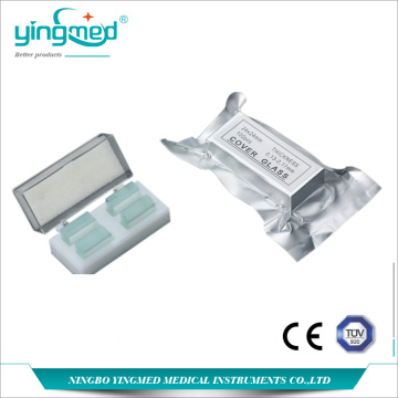 Medizinisches Mikroskop-Deckglas