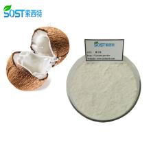 China Supplier Beverage Ingredient desiccated Coconut Cream Powder