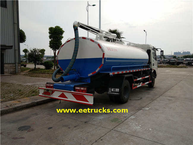 Dongfeng Sewage Cleaner Trucks