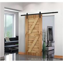 Doorwin La puerta simple de madera de teca diseña la puerta de granero para el hogar
