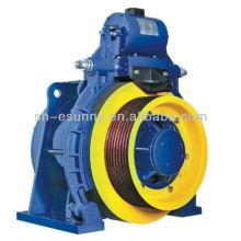 Série de máquina de tração de elevador VVVF 1600-2500kg SN-MCG350