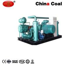 Qualité maison Nature gaz en ligne CNG compresseur d'air