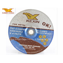 Abrasive Grinding Wheel Grinding Disc for Metal