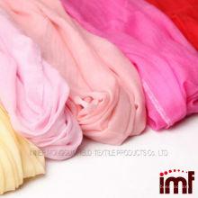 Mantones de cachemira en colores sólidos
