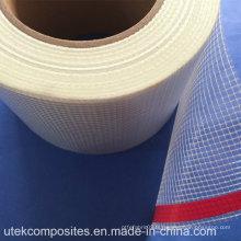 Fibre de verre en maille de fibre de verre 55GSM pour le bâtiment