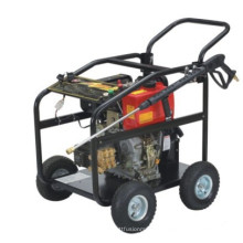 SML3600D diesel high pressure car washing machine with 3600Psi 248bar