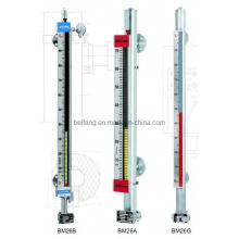 Indicador de nivel de líquido magnético de Krohne (BM26A)