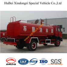 10ton Dongfeng Water Fire Sprinkler Truck Euro3
