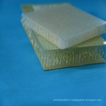 Matériau de construction renforcé de fibre de verre, mur en fibre de verre, fibre de verre, tricot 3D Fibergalss. Tissu Knittig