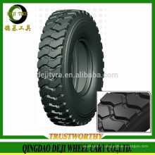 tôle d'acier pneu radial pour camions de Chine / bus pneu 10.00R20 11.00R20 12.00R20