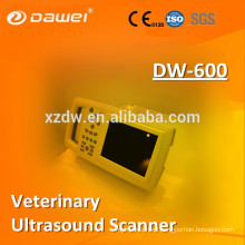 DW-V600 Clinic mini pocket ultrasonic equipment Palm medical VET ultrasound scanner