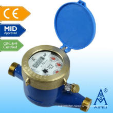 MID Certificated Multi Jet Liquid Sealed Water Meter