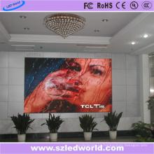 Pantalla LED de etapa de bajo consumo de energía P6 Indoor
