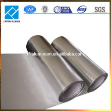 Rollo de aluminio para el paquete de chocolate