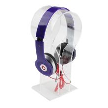 New Fashion Simple Acrylic Gaming Earphone Headphone Headset Stand Holder