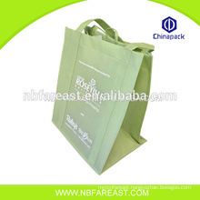 Chinese cheap laminated non woven shopping bag
