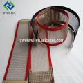 China manufacturer alibaba trade assurance 4*4mm Kevlar mesh conveyor belt
