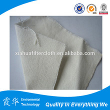 FOB price woven polyester filter cloth for cement plant