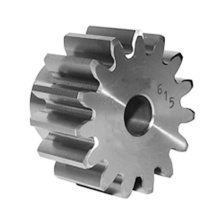Factory Cheap Custom Milled Steel Spur Gear