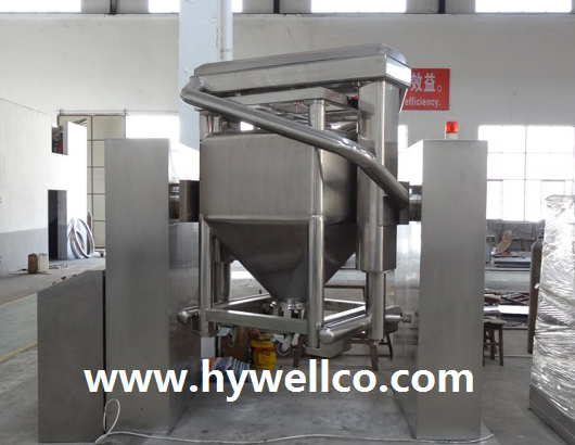 Bin Mixer Machine