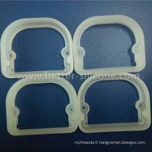 Joint en caoutchouc de silicone de réanimation de manuel médical