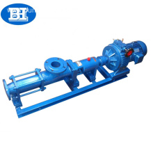 Electric Slurry Screw Pump