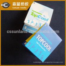 topcool 100 polyester strickendes nadelgittergewebe topcool marke 100 polyester ösenmaschengewebe für sport