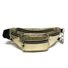 Marsupio lucido resistente all'acqua Bum Waist Packs