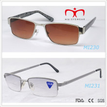 Mode und heiße Verkäufe Metall Bifokale Lesebrille (mi230 & mi231)
