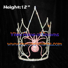 12inch Halloween Spider Pageant Crowns