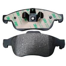 OEM 44 06 039 05R top quality back plate disc brake pads front brake pad D1627 for truck and bus parts