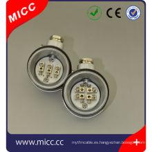Cabezales de termopar KSE / Bloque de terminales de cerámica