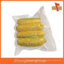 Гуанчжоу упаковочных материалов поставщик тепла печать для печати пользовательских продовольствия вакуумный полиэтиленовый пакет