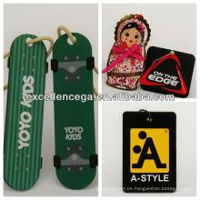 Etiquetas de bolsos de calidad superior para niños