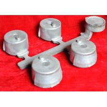 Alumínio fundição de peças de casa Rack