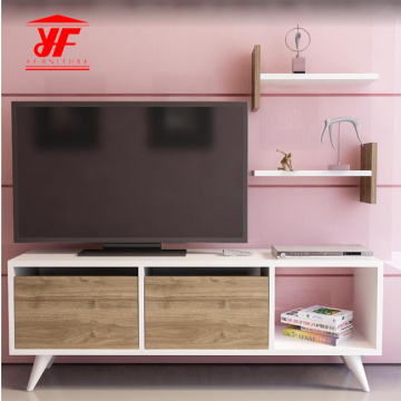 Moderne houten meubels Design TV Desk Stand Showcase