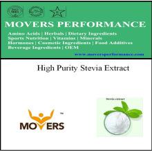 Funcional Sweetners Extracto de Stevia de alta pureza