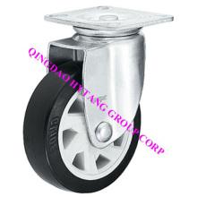 Fija rueda giratoria PU N501XXX