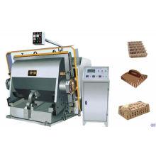 Paper Box Creasing and Die Cutting Machine