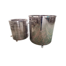 Movable tank Customized stainless steel mixing tank
