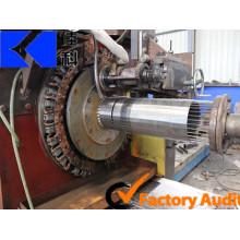 máquinas de soldadura automáticas da malha do filtro da chapa para assar do PLC da cunha feitas em China da fábrica de Jiake