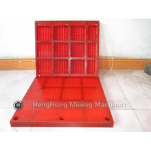 Vibration Screen with Polyurethane (PU) Screen Mesh