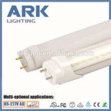 Lumière linéaire menée de tube énumérée par UL DLC, lampe menée avec le conducteur remplaçable
