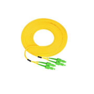 SC PC / APC Fiber Optic Jumper