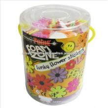 EVA DIY stickers ,foam stickers,kids children EVA colorful flowers