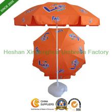 6 футов солнцем пляжный зонтик для наружной рекламы (Бу - 0036M)